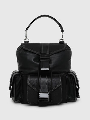 MISS-MATCH BACKPACK, Negro Opaco - Mochilas
