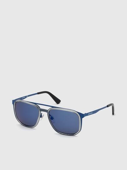 Diesel - DL0294, Azul - Gafas de sol - Image 2