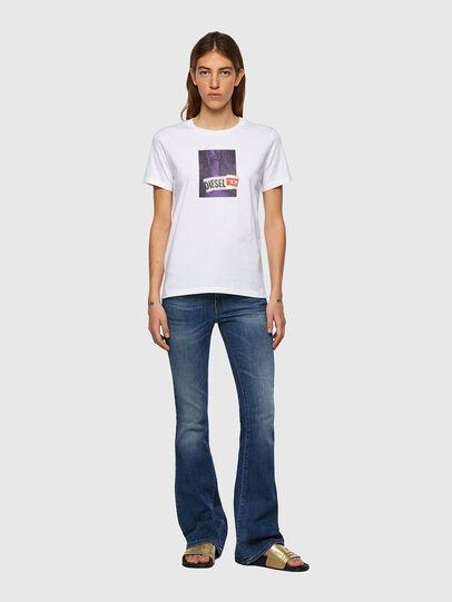 Diesel - T-SILY-B3, Blanco - Camisetas - Image 4