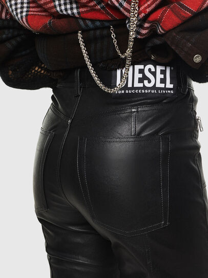 Diesel - L-NIKIA-A, Negro - Pantalones - Image 4