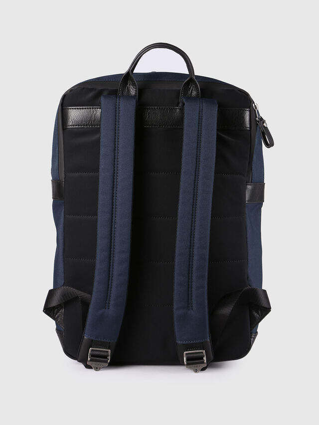 Diesel - M-PROOF BACK, Blue Jeans - Mochilas - Image 2
