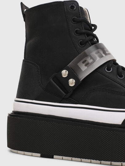 Diesel - H-SCIROCCO STRAP, Negro - Sneakers - Image 4