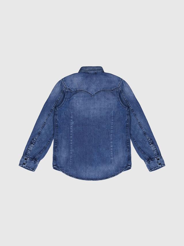 Diesel - CITROS, Blue Jeans - Camisas - Image 2