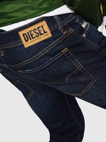 Diesel - Sleenker 083AW, Azul Oscuro - Vaqueros - Image 4