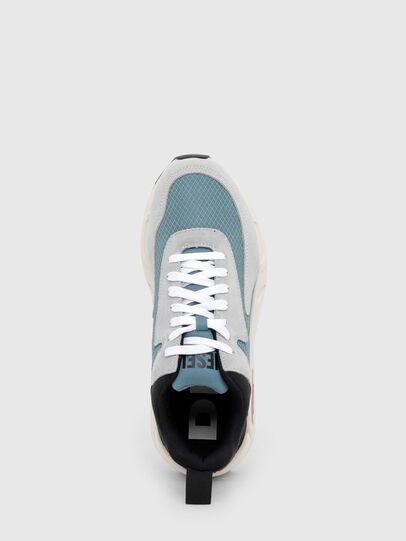 Diesel - S-SERENDIPITY LOW CU, Gris/Azul marino - Sneakers - Image 6