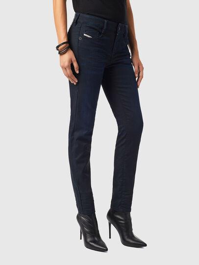 Diesel - D-Ollies JoggJeans® 069XY, Azul Oscuro - Vaqueros - Image 4