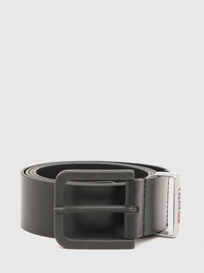 Diesel - B-CASTEL, Negro - Cinturones - Image 1