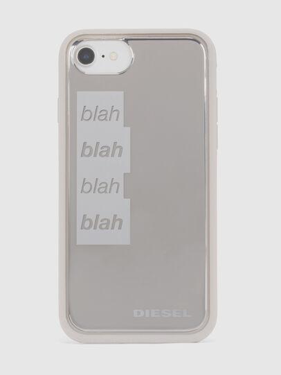 Diesel - BLAH BLAH BLAH IPHONE 8/7/6s/6 CASE, Blanco - Fundas - Image 2
