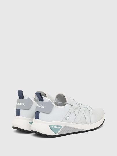 Diesel - S-KB WEB LACE, Celeste - Sneakers - Image 3
