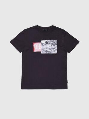 TJUSTXH, Negro - Camisetas y Tops