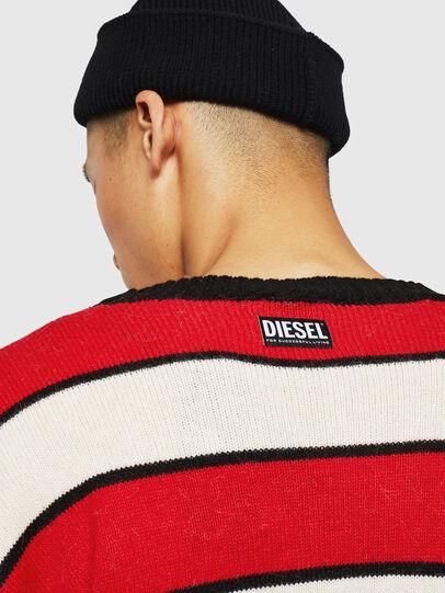Diesel - K-LOVERY, Rojo/Blanco - Punto - Image 6