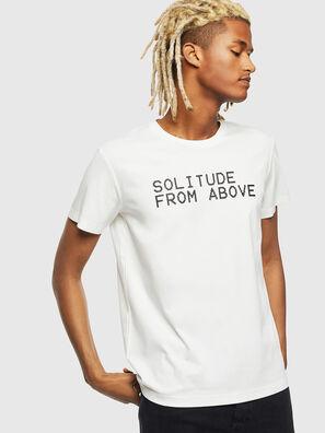 T-DIEGO-J13, Blanco - Camisetas