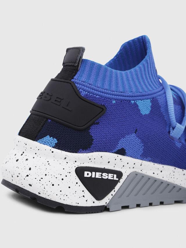 Diesel - S-KB SL, Celeste - Sneakers - Image 4