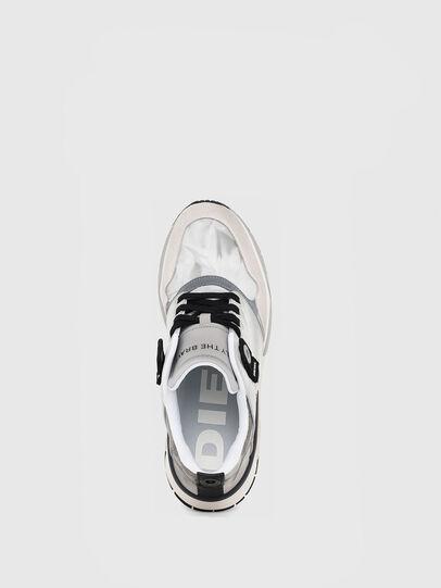 Diesel - S-BRENTHA LC, Gris Claro - Sneakers - Image 4