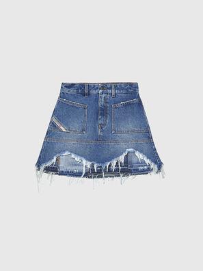 DE-JAUME, Azul medio - Faldas