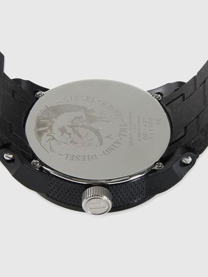 Diesel - DZ1437, Gris oscuro - Relojes - Image 4