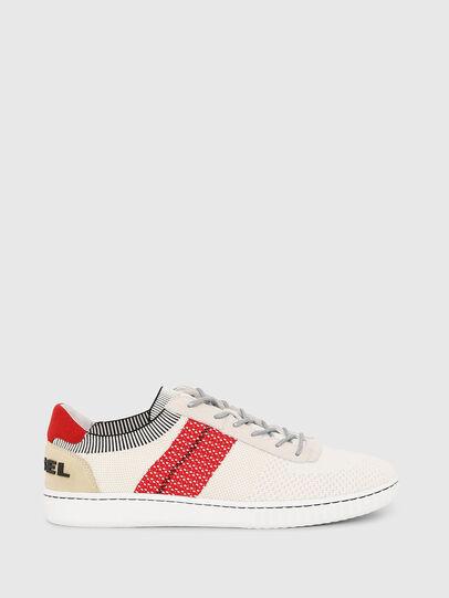 Diesel - S-MILLENIUM LOW, Crema - Sneakers - Image 1