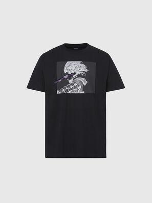 T-TUBOLAR-X20, Negro - Camisetas