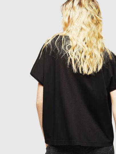 Diesel - T-JALA, Negro - Camisetas - Image 2