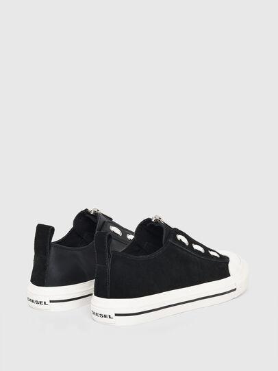 Diesel - S-ASTICO LZIP, Negro - Sneakers - Image 3