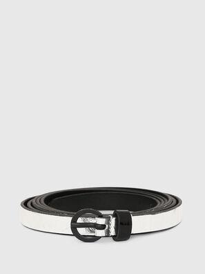 B-EVER, Plata - Cinturones