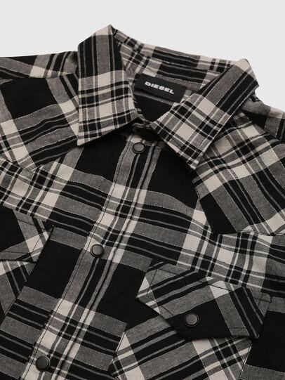 Diesel - CSEASTO, Negro - Camisas - Image 3