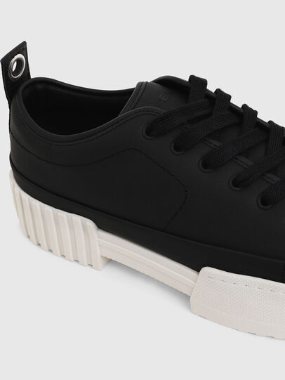 Diesel - S-MERLEY LC, Negro - Sneakers - Image 5