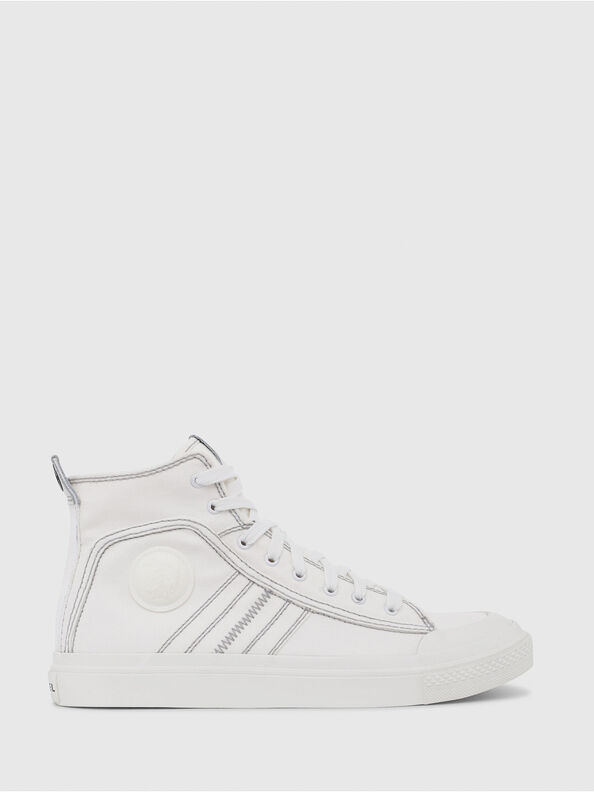 S-ASTICO MID LACE, Blanco - Sneakers