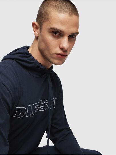 Diesel - UMLT-JIMMY, Azul Noche - Camisetas - Image 3