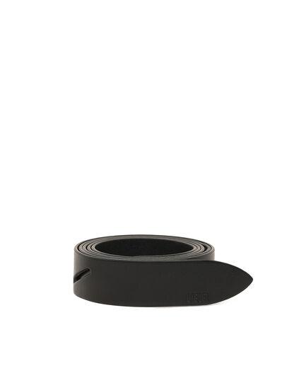 Diesel - B-KNOTT, Negro - Cinturones - Image 1