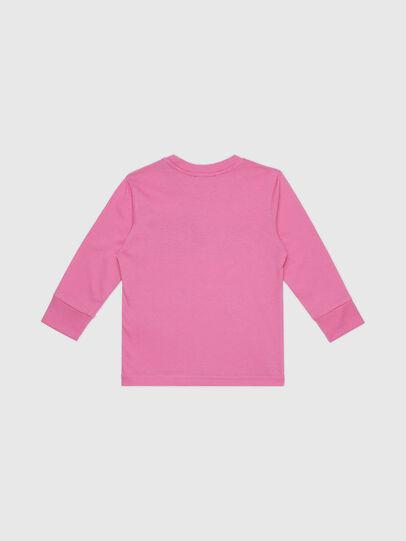 Diesel - TDIEGOCUTYB-FL ML-R, Rosa - Camisetas y Tops - Image 2