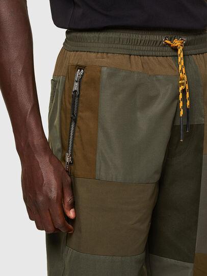 Diesel - P-HOR, Verde Militar - Pantalones - Image 4