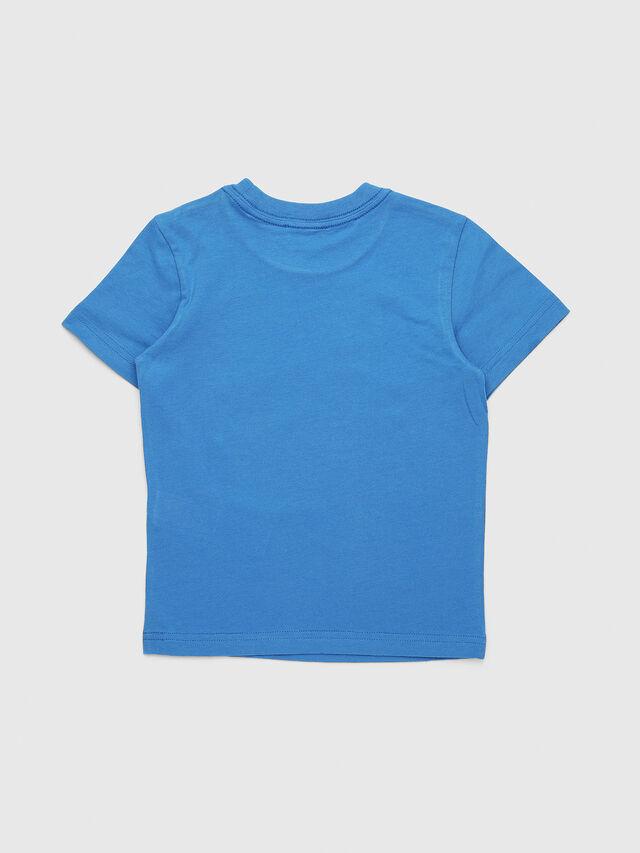 Diesel - TARRYB-R, Azul - Camisetas y Tops - Image 2