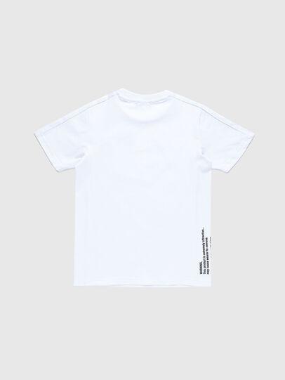 Diesel - THOVERY, Blanco - Camisetas y Tops - Image 2