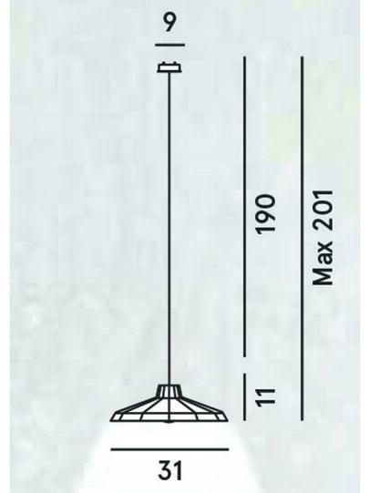 Diesel - MYSTERIO SOSPENSIONE,  - Lámparas de Suspensión - Image 2