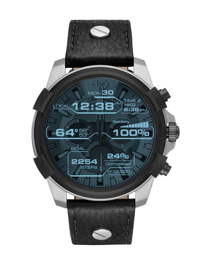 Diesel - DT2001, Negro - Smartwatches - Image 2