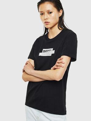 T-SILY-S2, Negro - Camisetas