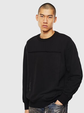 S-BAY-RAW, Negro - Sudaderas