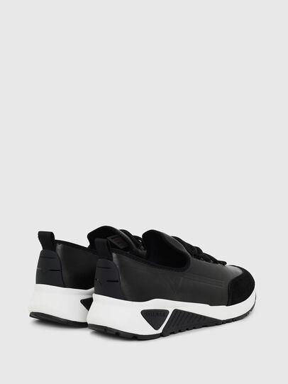 Diesel - S-KBY, Piel Negra - Sneakers - Image 3