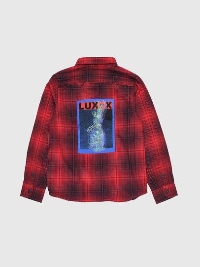 Diesel - CMILLERPATCH, Rojo - Camisas - Image 2