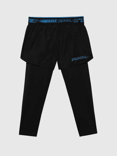 Diesel - UMLB-FAUST, Negro - Pantalones - Image 1