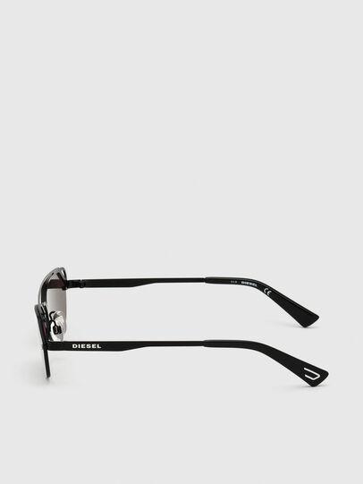 Diesel - DL0313, Negro/Violeta - Gafas de sol - Image 3