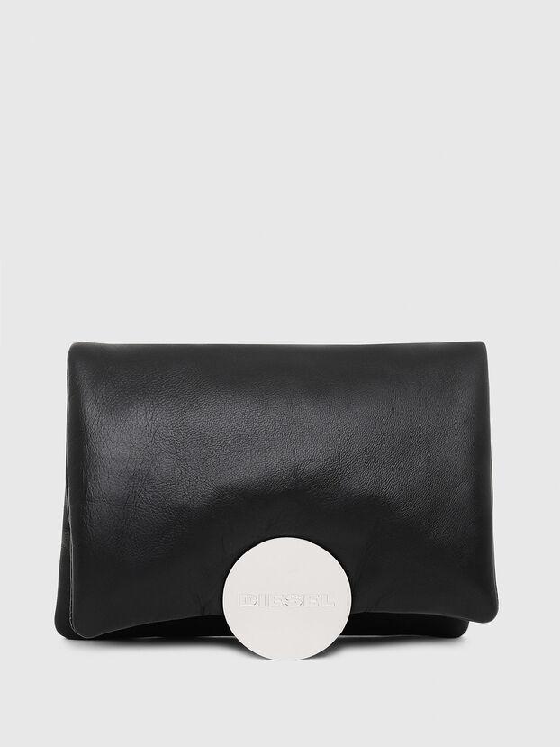REBUTYA S, Negro - Bolsas con cinturón