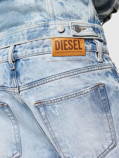 Diesel - D-Kodeck 0078C, Azul Claro - Vaqueros - Image 4