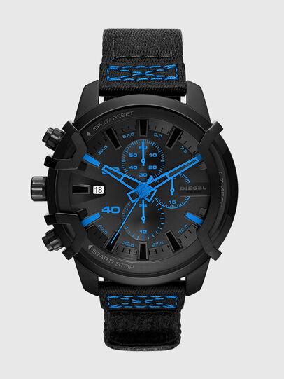 Diesel - DZ4553, Negro/Azul marino - Relojes - Image 1