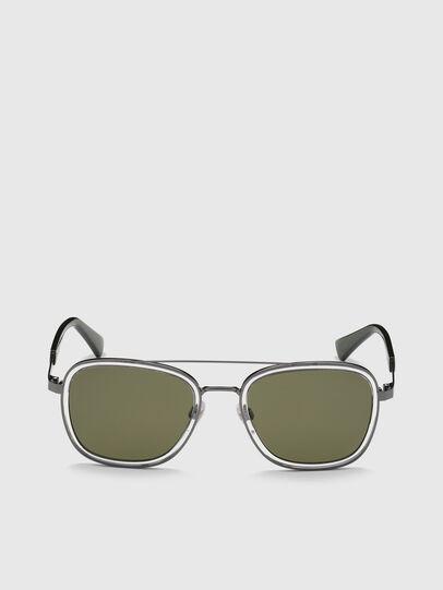 Diesel - DL0320, Verde - Gafas de sol - Image 1