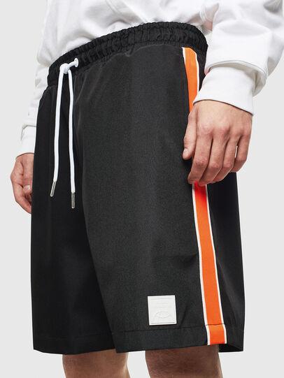 Diesel - P-KEITH, Negro - Shorts - Image 3
