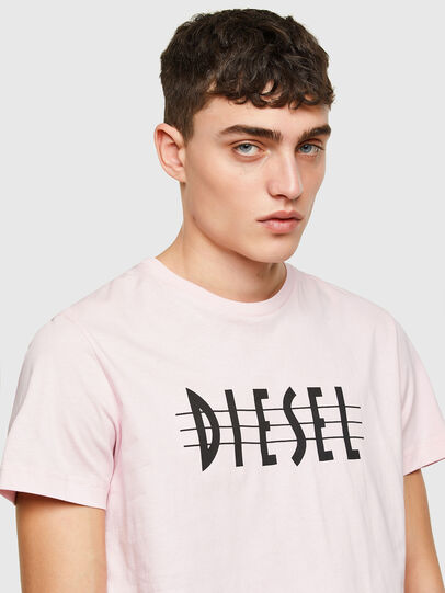 Diesel - T-DIEGOS-E34, Polvos de Maquillaje - Camisetas - Image 3