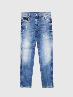 BABHILA-J, Blue Jeans - Vaqueros