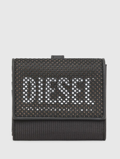Diesel - YOSHINO LOOP, Negro - Monederos Pequeños - Image 1